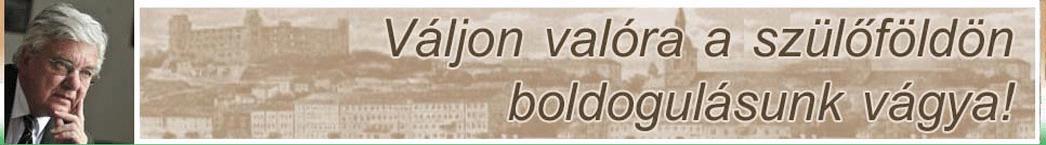 Duray Miklós honlapja